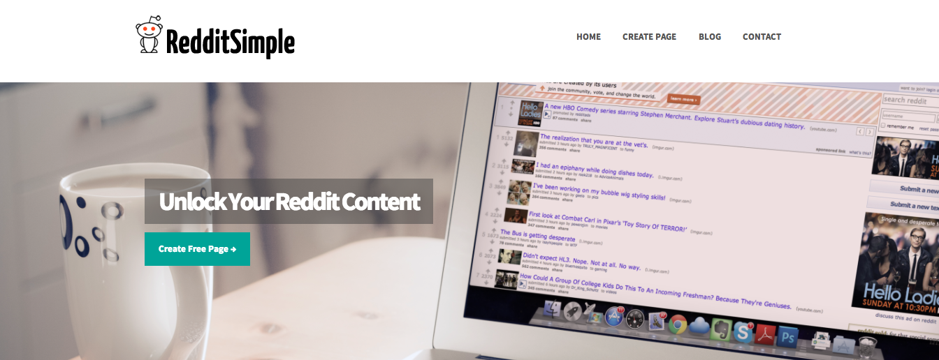 RedditSimple.com – Search, Share & Save Your Reddit