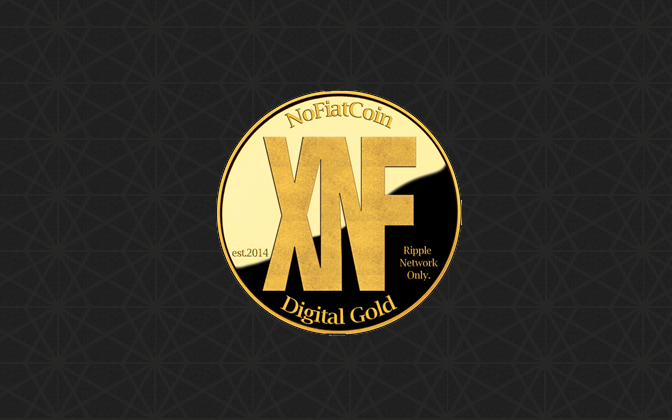 NoFiatCoin – A Digital Currency Backed by Gold