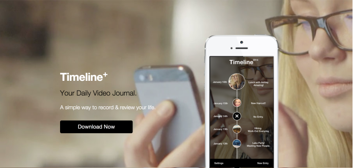 Timeline – Record Your Life