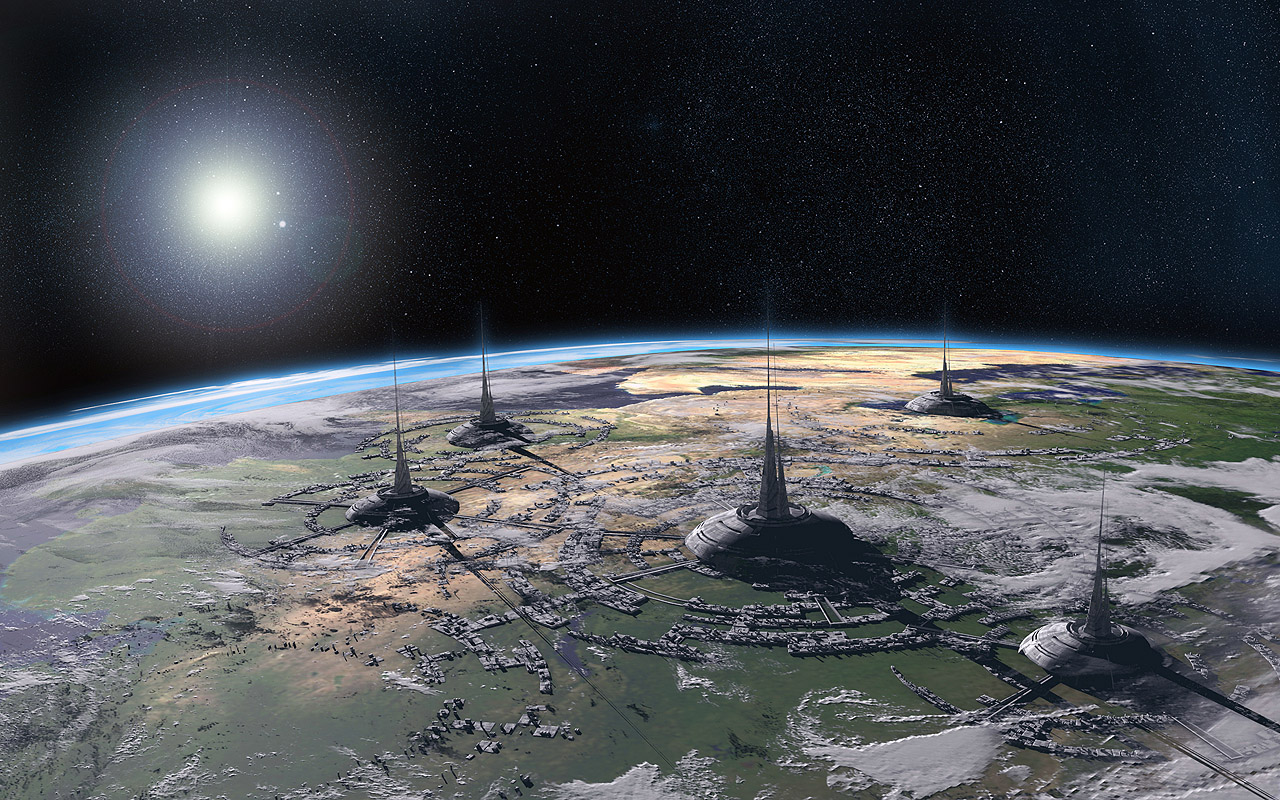 Lasers, Space Travel & Long Distance Energy Transmission